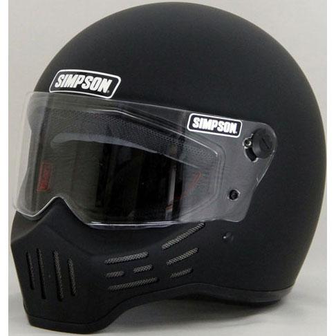MODEL30 『M30』 マットブラック フルフェイス ヘルメット