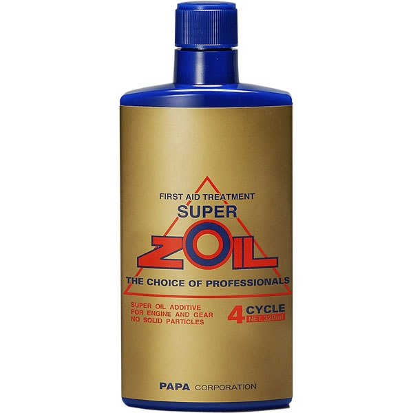 PAPA corporation 〔WEB価格〕金属表面改質剤 4サイクルエンジン用  320ml
