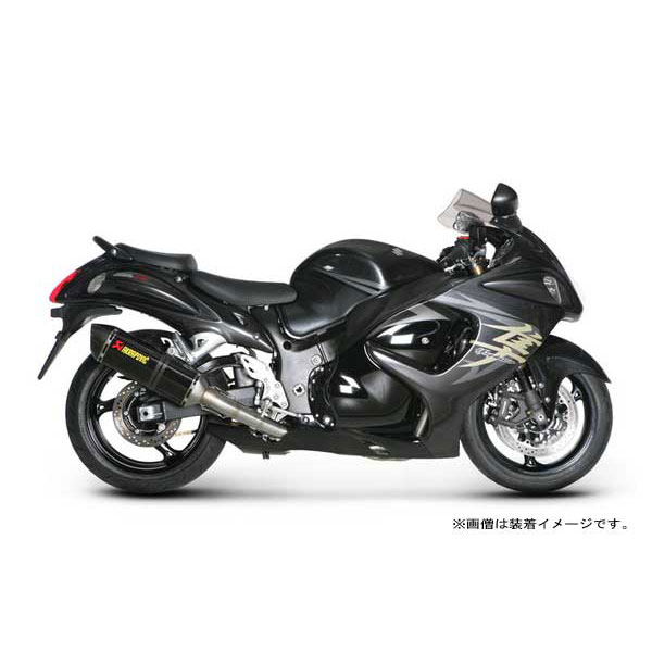 AKRAPOVIC 【お取り寄せ】RACING-LINE 4-2-1 GSX1300R Hayabusa 2008-17年〔決済区分:代引き不可〕