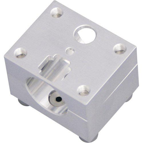POSH ミニスイッチ用穴あけ加工ブロック 22.2ハンドル用