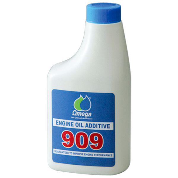 OMEGA MOTOR OIL 〔WEB価格〕909  オイル強化添加剤  300ml