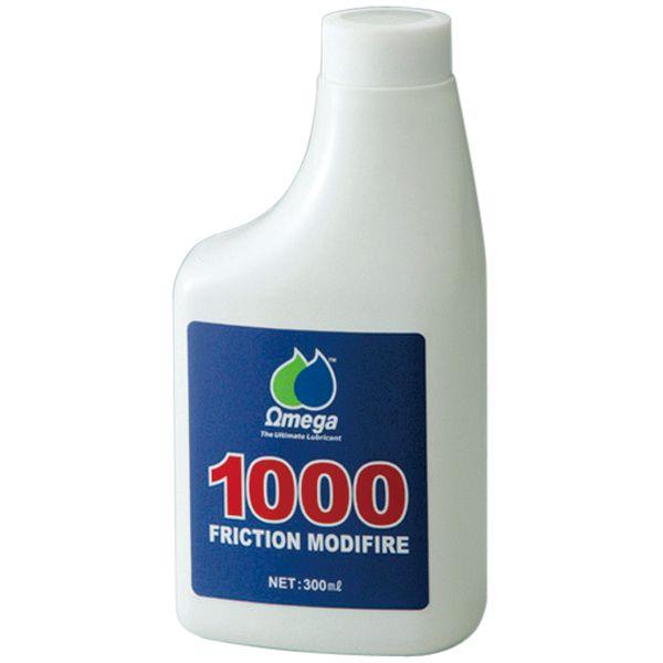 OMEGA MOTOR OIL 〔WEB価格〕1000  摩擦軽減剤  300ml