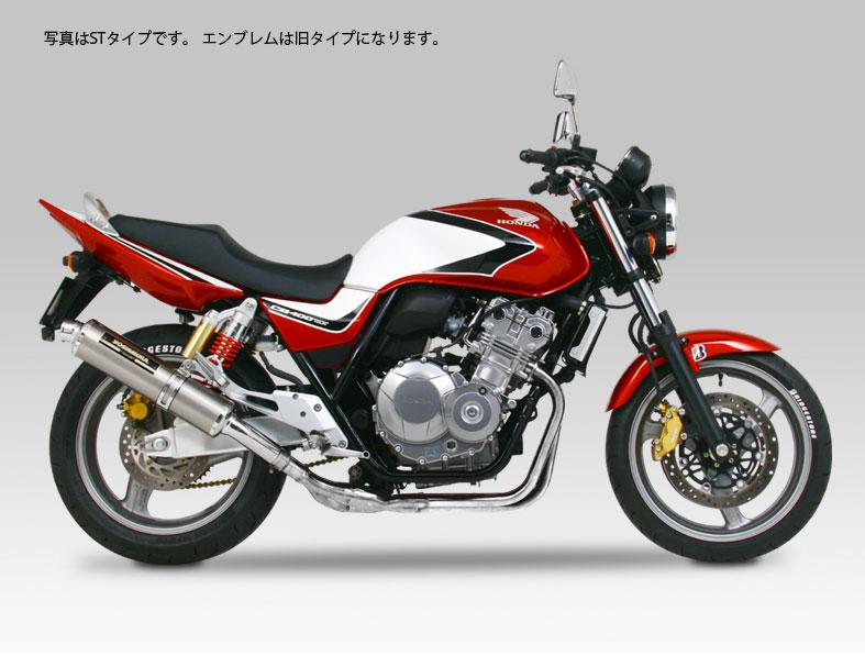 YOSHIMURA JAPAN Slip-Onサイクロン CB400SB 2014年他