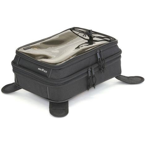 TANAX 〔WEB価格〕スマートタンクバッグL MFK-178 ブラック 4510819104357 ブラック 縦340×横235×高さ130-230mm(9-17L)