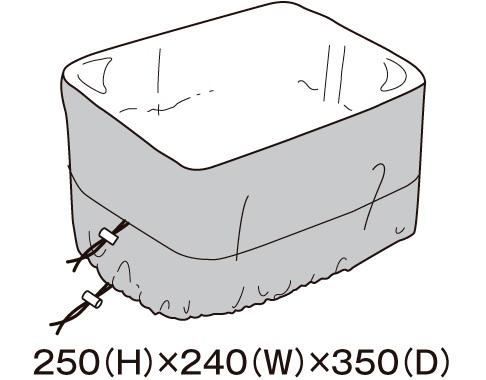TANAX 〔WEB価格〕レインカバー MFK-178・179用