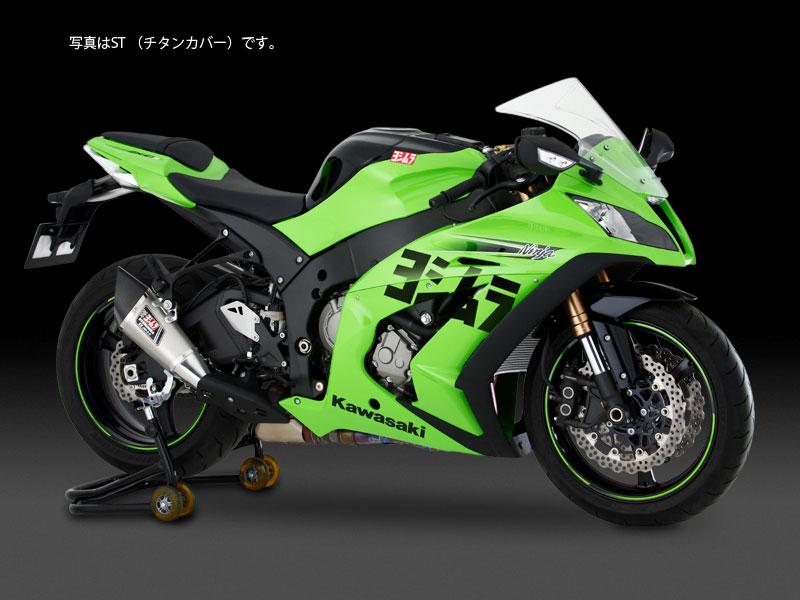 YOSHIMURA JAPAN 【お取り寄せ】Slip-On R-11サイクロン2エンド EXPORT SPEC 政府認証 Ninja ZX-10R 2011年 SEA-東南アジア仕様〔決済区分:代引き不可〕