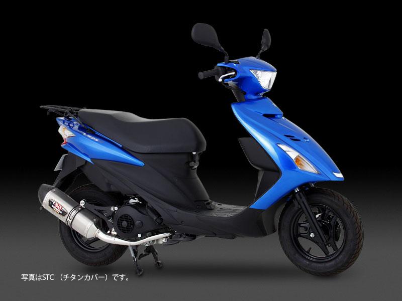 YOSHIMURA JAPAN 【Web会員限定】R-77S サイクロンカーボンエンド(STC) アドレスV125G 2009年他