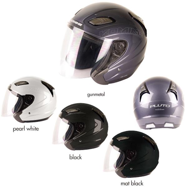 komine 〔WEB価格〕HK-168 ヘルメット PLUTO-X 『プルートX』