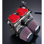 YOSHIMURA JAPAN TMR-MJN32キャブレター パワーフィルター仕様