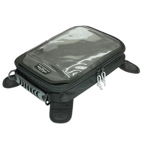 TANAX 〔WEB価格〕マップバッグ MFK-167 合皮ブラック 4510819104241