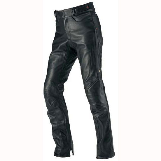 HYOD PRODUCTS ST-X D3O LEATHER PANTS(STRAIGHT) BLACK