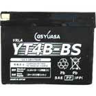 GS YUASA 〔WEB価格〕【充電済み】12VバッテリーVRLA(制御弁式) YT4B-BS-GY