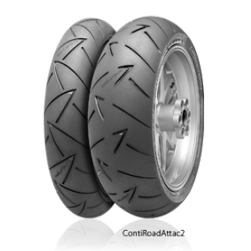 Continental ContiRoadAttack2 180/55ZR17