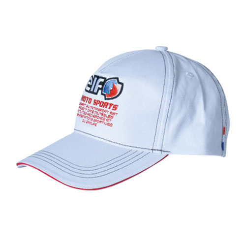 elf EC-023 コットンキャップ ホワイト◆全3色◆