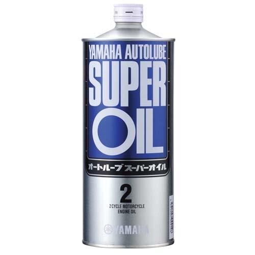 YAMAHA 〔WEB価格〕オートルーブスーパーオイル(半合成油)  1L