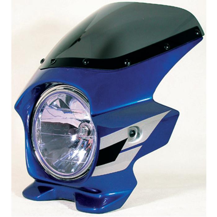 N-PROJECT BLUSTERⅡ(ブラスター2) CB400SF H-V Ⅲ -04- キャンディータヒチアンBL WING STDスクリーン