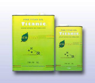T.I.G TG-E4L エコチタンオイル 5W-30 4L 4539448000502