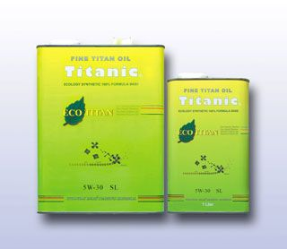 T.I.G 〔WEB価格〕TG-E4L エコチタンオイル 5W-30 4L 4539448000502