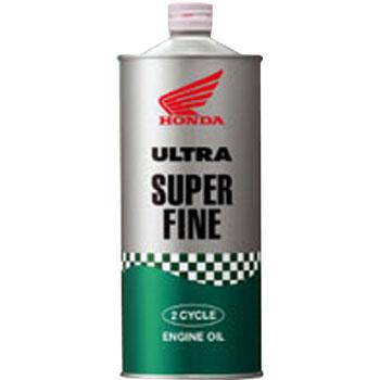 HONDA 〔WEB価格〕ウルトラ スーパーファイン 2サイクルオイル  1L