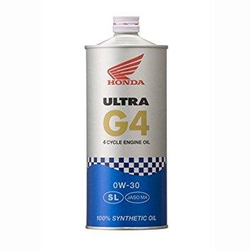 HONDA 〔WEB価格〕ウルトラG4 4サイクルオイル 0W-30 1L