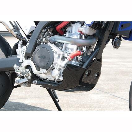 maier サイクラム スキッドプレート WR250R/X BK
