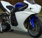 Clever Wolf Racing フルカウル<upper and lower fairing>(4ピース)