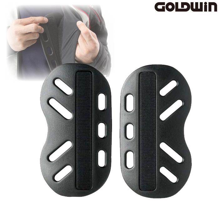 GOLDWIN 〔WEB価格〕GSM18903 胸部プロテクター(2個セット)  ☆MONOマガジン2020年3月16日号掲載☆