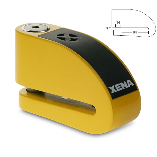 XENA 15シリーズ ディスクアラーム