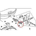 補修部品 Z217 プッシュボタン(赤) E41/E460