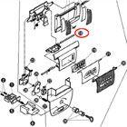 GIVI 補修部品 Z127 PRESS PLATE E52