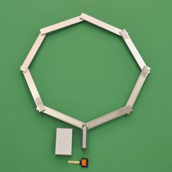 衣川製鎖工業 携帯用盗難防止ロック 8ちゃん G55Pタイプ