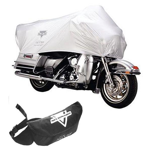 NELSON RIGG ネルソンリグ ハーフカバーUV2000XL【大切なバイクを花粉・黄砂から守る】