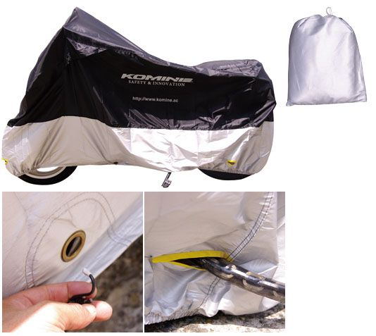 komine AK-102 Compact Motorcycle Cover