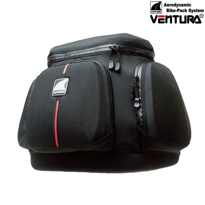 VENTURA ベンチュラ バックパック エアロミストラル 47L P1247B  4562186568997 ブラック