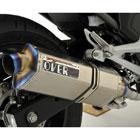 OVER Racing 【お取り寄せ】TT-FORMULA NC700X スリップオン〔決済区分:代引き不可〕