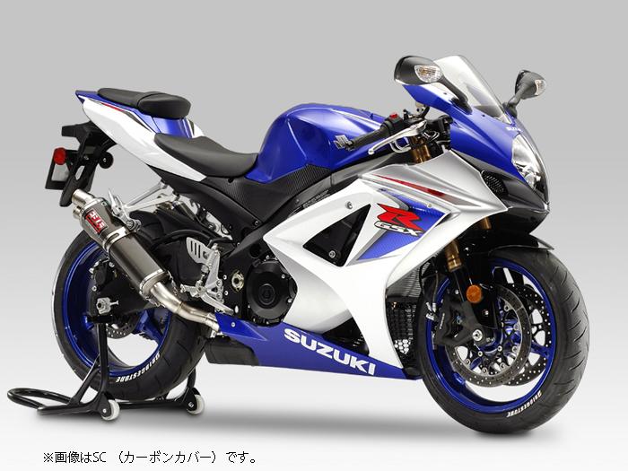 YOSHIMURA JAPAN 【お取り寄せ】Slip-On Tri-Ovalサイクロン2エンド EXPORT SPEC GSX-R1000 K7-K8:北米仕様〔決済区分:代引き不可〕