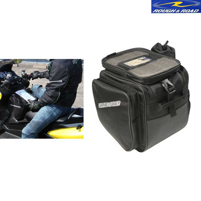 ROUGH&ROAD 〔WEB価格〕RR9218 スクーターフロントバッグ