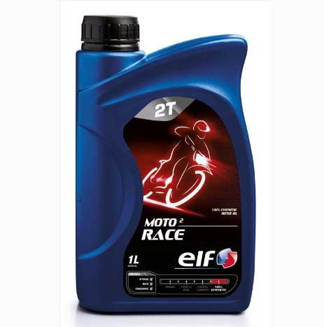 elf 〔WEB価格〕MOTO 2 RACE  1L 183127 3267025007316