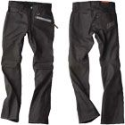 SMART LEATHER D3O RIDE PANTS