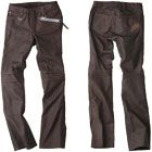 SMART LEATHER D3O RIDE PANTS レディース