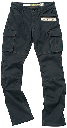 HYOD PRODUCTS D3O CARGO PANTS WARM LAYERD BLACK