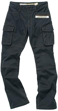 HYOD PRODUCTS D3O CARGO PANTS WARM LAYERD BLACK