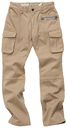 HYOD PRODUCTS D3O CARGO PANTS WARM LAYERD BEIGE