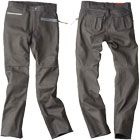 SMART LEATHER D3O STREET PANTS