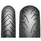 BRIDGESTONE 〔WEB価格〕BT023 120/60ZR17&160/60ZR17 前後セット