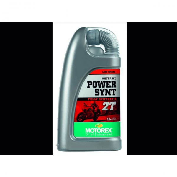MOTOREX POWER SYNT 2T