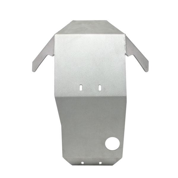DIRTFREAK 【WEB価格】ZE55-2200 ZETA EDスキッドプレート LT 3.2mm KLX/Dトラッカー
