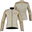 Renee Leather and Textile Jacket
