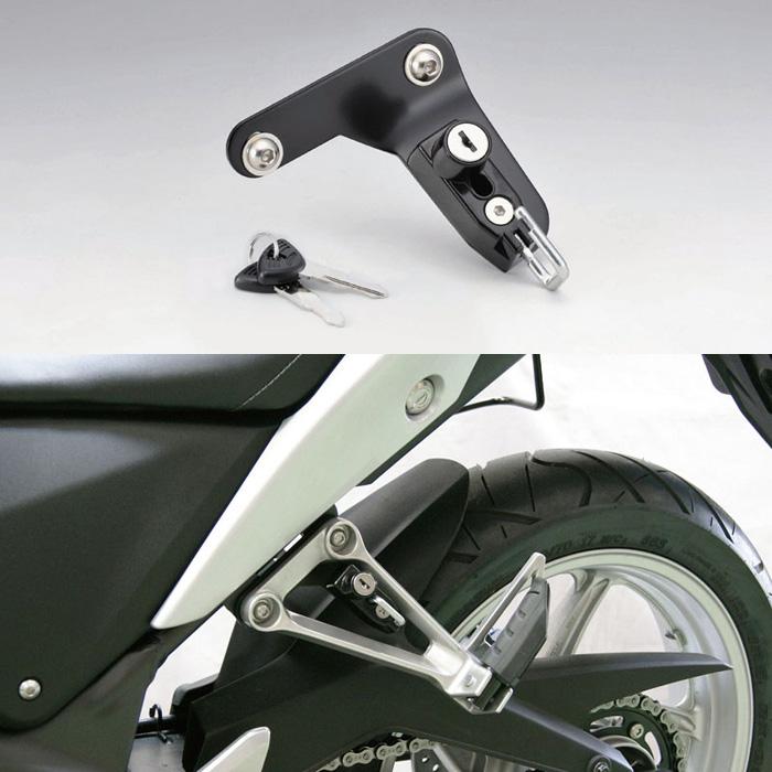 ヘルメットロック  CBR250R:MC41,NC47シリーズ400X