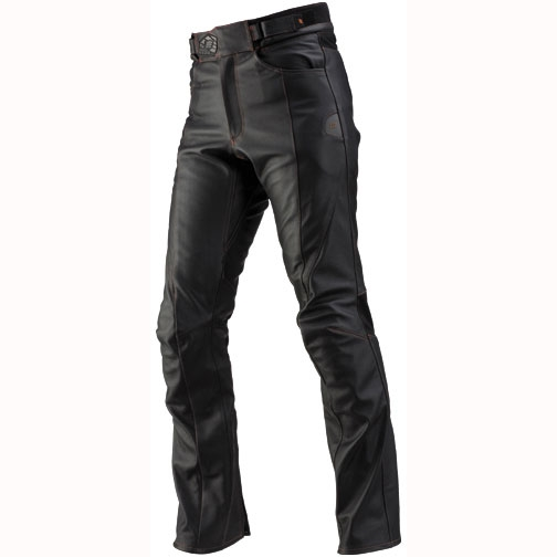 HSP005 ST-X LEATHER PANTS(STRAIGHT)